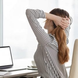How To Lose Weight While Sitting At The Office